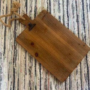 Anthropologie wood board